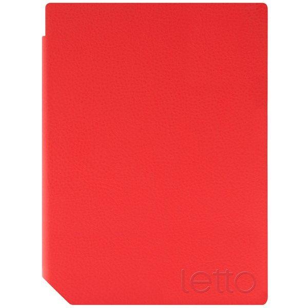 Fodral till Letto Frontlight, Röd
