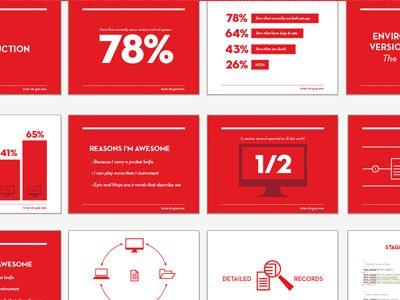 30 best presentation inspiration images on pinterest ppt design dribbble presentation slides by bill s kenney toneelgroepblik Choice Image