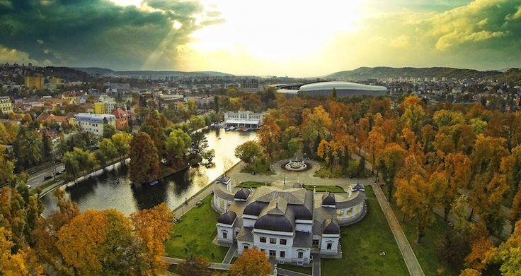 Onde Ficar em Cluj Napoca na Romênia #viagem #viajar