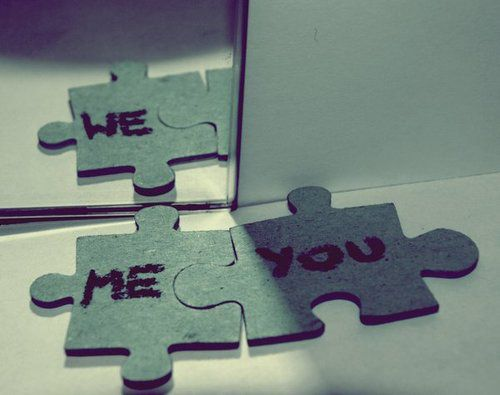 me+you=we