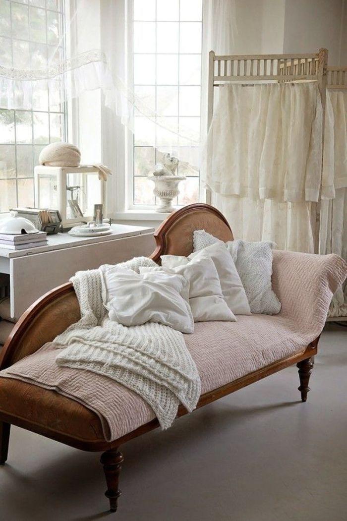 Дом в стиле шебби-шик – Красивые квартиры