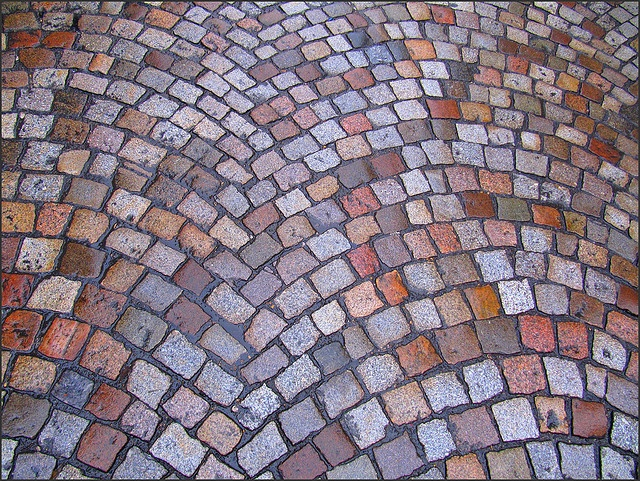 Stone Pavement In Paris : Best images about markbeläggningar paving on pinterest
