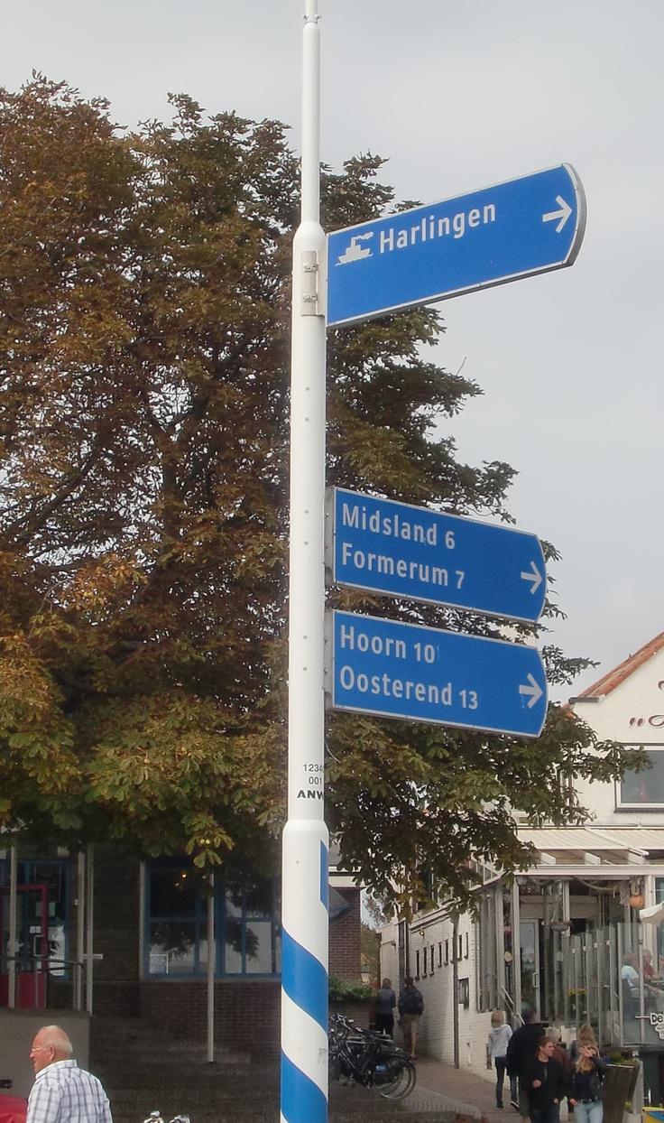 West Terschelling, Friesland.