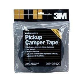 3M 03420 1-1/4 x 10 Yard Pickup Camper Tape