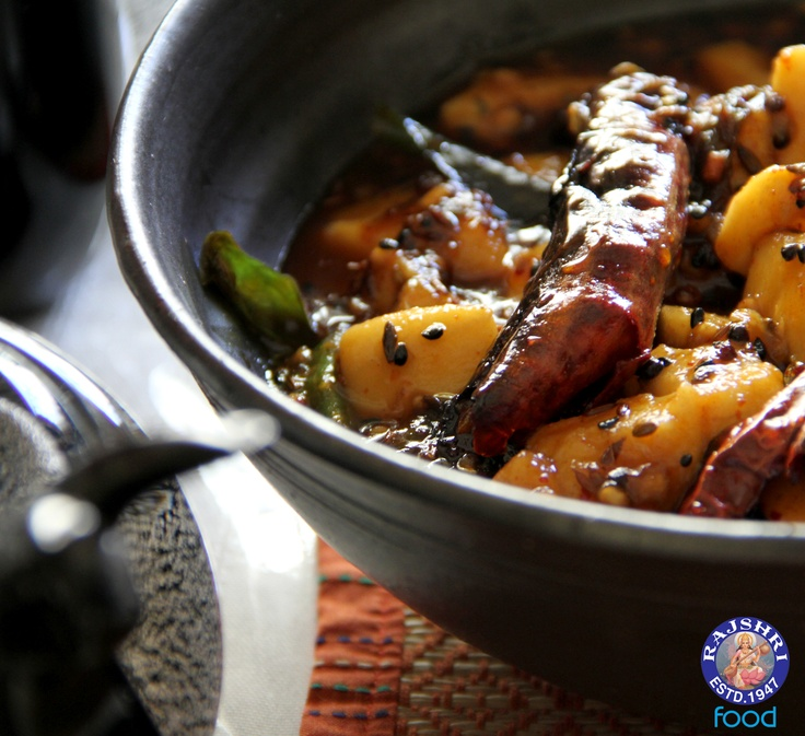 how to make mango chutney in telugu