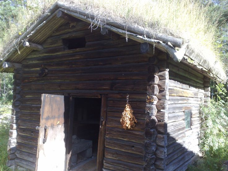 Traditional Smoke Sauna (Finland)