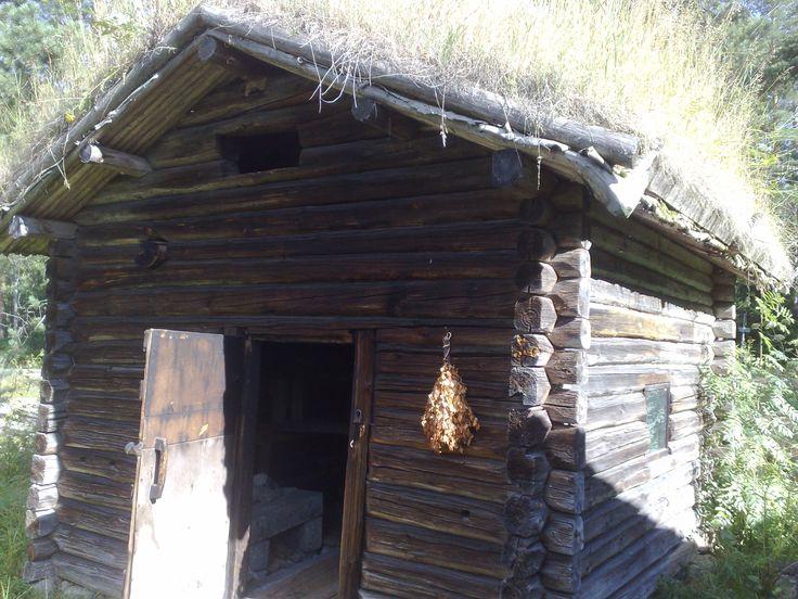Traditional Smoke Sauna (Finland) #Wellness #Sauna