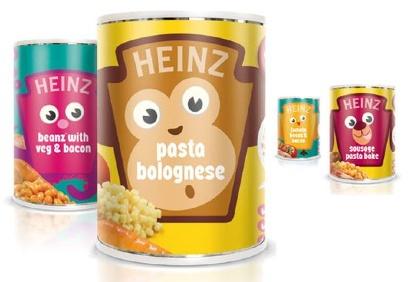 Children's #packaging by Heinz