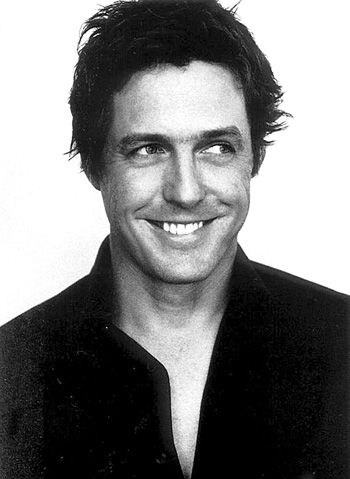 hugh. grant. And even if he does play alot of the same roles? I still fall in love with him every time.