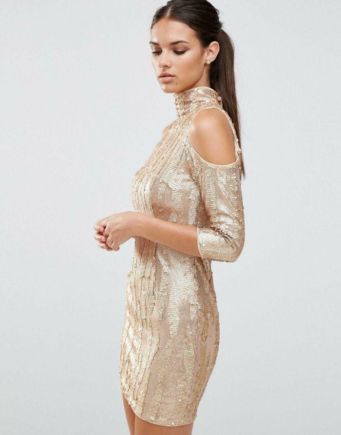 comprar baratas 1332f 927fc ▷ 1001 + ideas de vestidos Nochevieja según las últimas ...