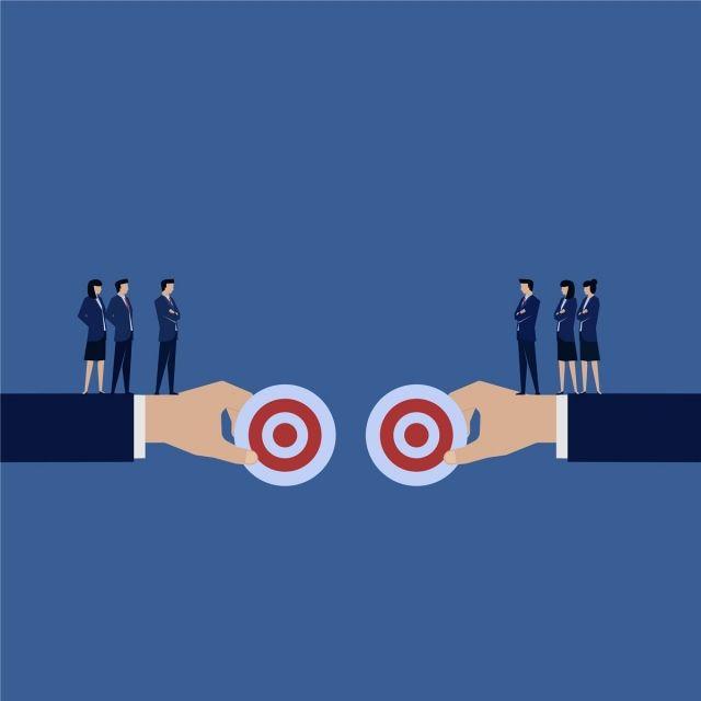 مناقشة فريق العمل لاختيار أفضل صفحة مقصودة للأعمال المستهدفة مناظرة قصاصات فنية النقاش الفريق Png والمتجهات للتحميل مجانا Background Design Design Art
