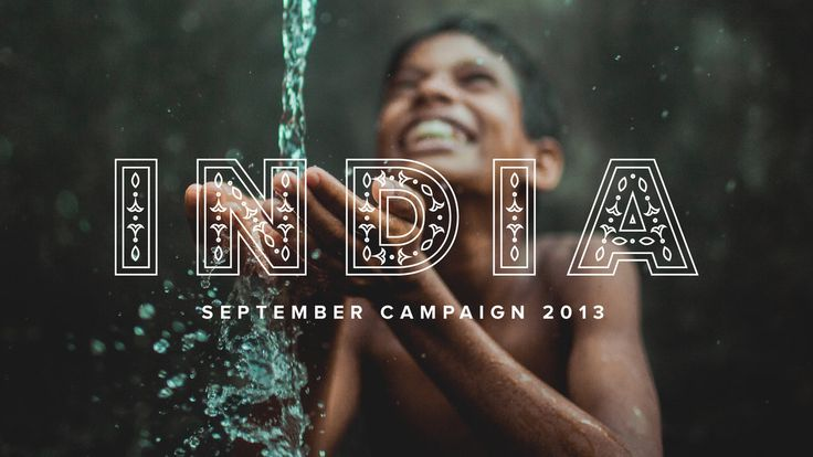Using Pinterest for good! Click through to watch the video (scroll down the page when you get there). Then join me in helping to raise money to give at least 200 people (or maybe even 2000 people) clean water. :: charity: water's September Campaign is about change for people in Orissa, India. It's about social equality. It's about health, dignity and better futures for families. It's about empowered women and stronger communities. It's about clean water for 100 villages in India.