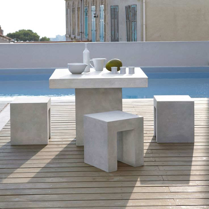 the 25+ best beton mineral ideas on pinterest | beton, jardin