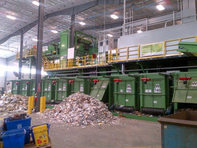 SMaRT Recycling Center