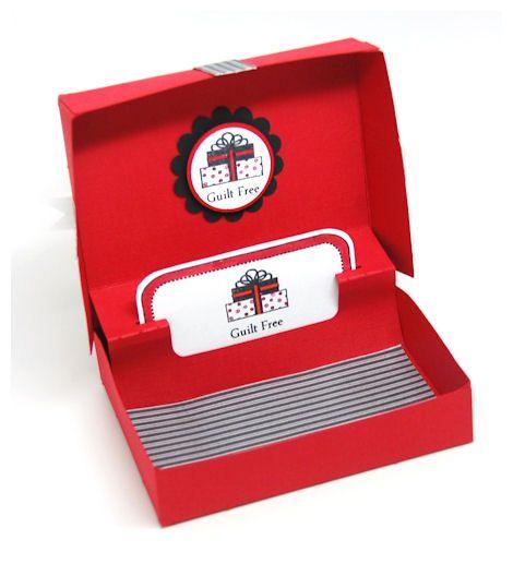 124 best Gift Card Holders images on Pinterest   Gift card holders ...