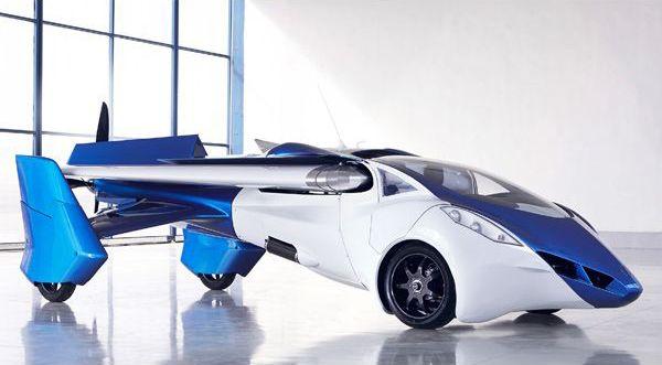 Vliegende auto AeroMobil 3.0 stort neer tijdens test