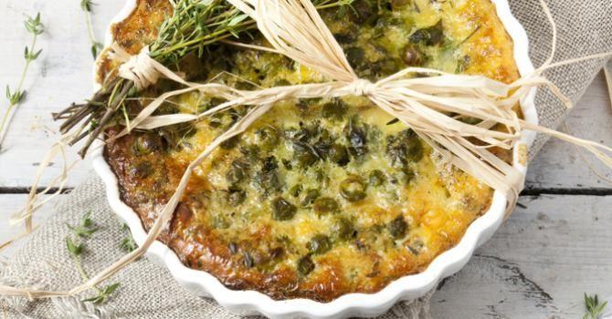 Recette de Quiche sans pâte light surimi et petits pois. Facile et rapide à réaliser, goûteuse et diététique. Ingrédients, préparation et recettes associées.