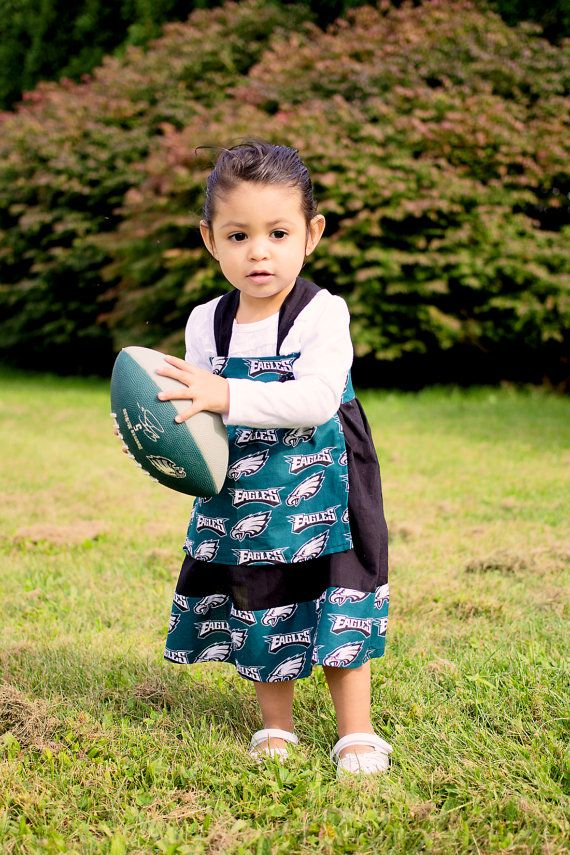 Philadelphia Eagles Dress Philadelphia Eagles by TheLittleJoyShop, $43.99