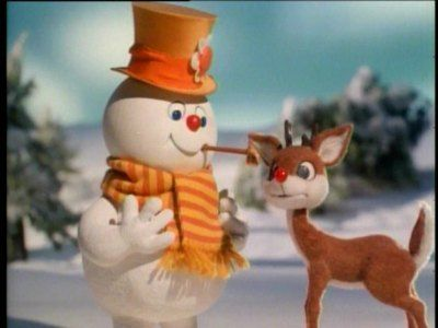53 best Rudolph and Frosty's Christmas in July images on Pinterest ...