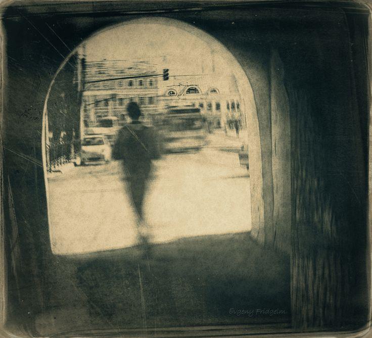 The Arch. © By Evgeny Fridgelm.