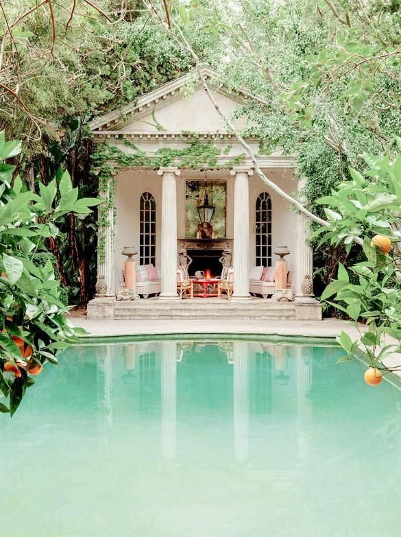 32 Best Pool Structures Images On Pinterest Outdoor