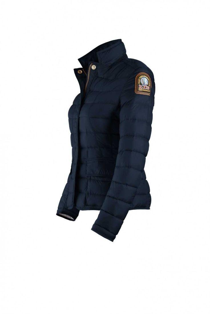 parajumpers long bear velvet coat sale