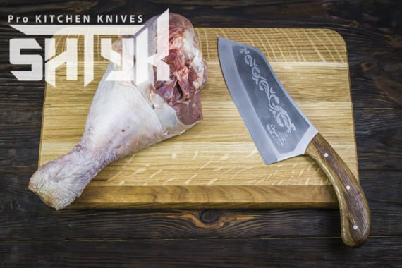 how to make a hatchet meat