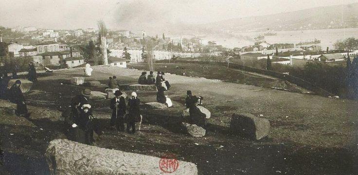 Maçka Taşlık, 1918