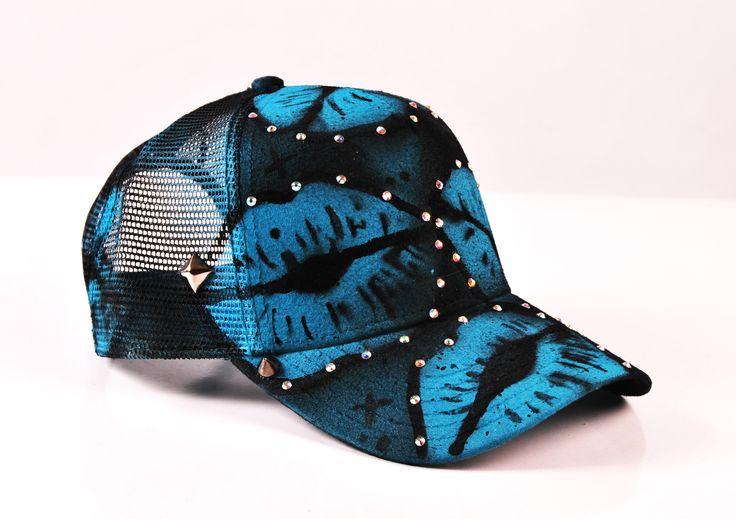 Big Kisses Snapback Hat
