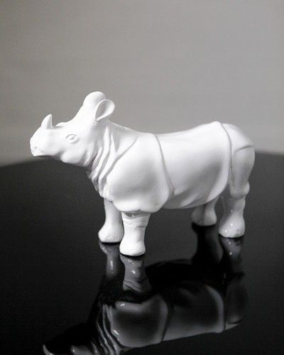 Store | Six By Eight | Makers | White Rampage Rhino