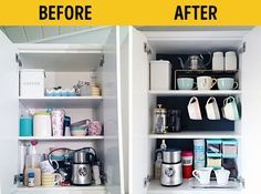 20great ideas for arranging things athome inperfect order