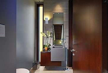 Powder Rooms Powder And Bathroom On Pinterest
