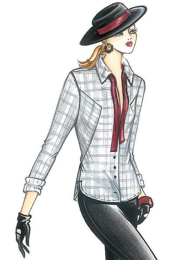 F5209 | Vogue Patterns | Sewing Patterns