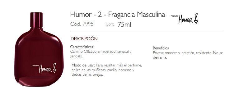 HUMOR 2 -MASCULINO