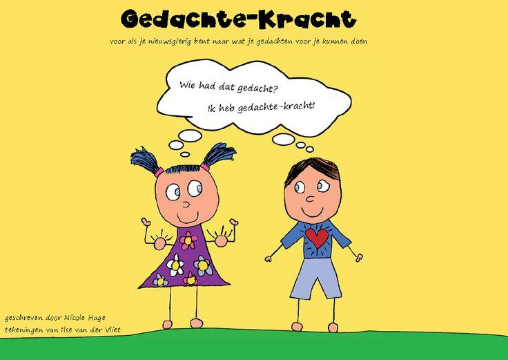 Super leuk boekje met handige tips in begrijpelijk kindertaal.