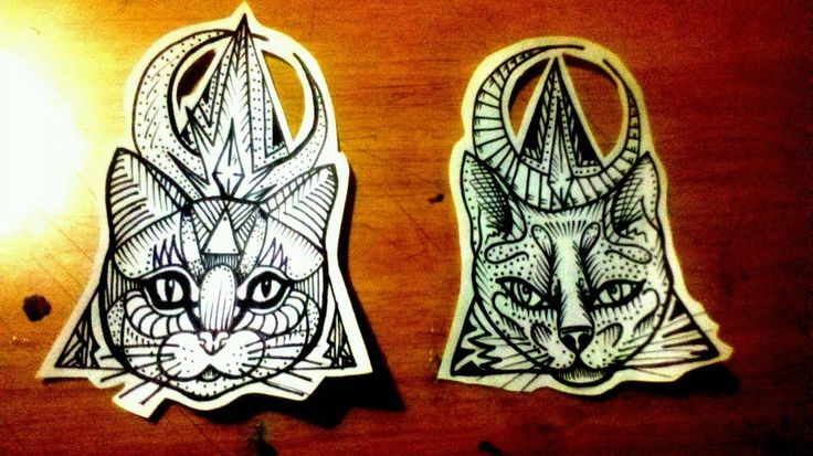 cats design DMT