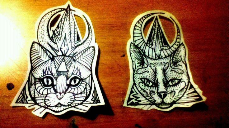 cats design DMT