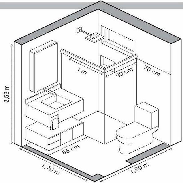 Detalhes de um banheiro pequeno @portalconstruir ------------------------------------------------- Para acessar mais detalhes sobre Como Construir, visite nossa página. www.portalcc.com.br