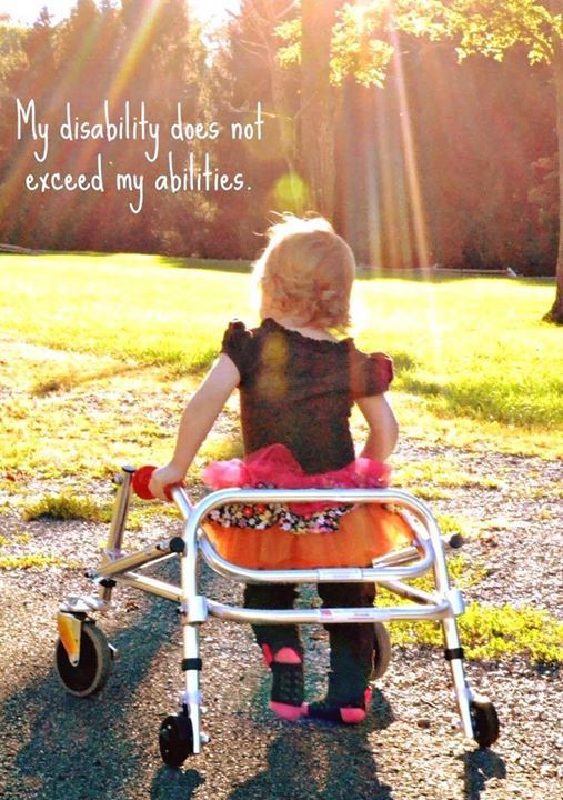 Via Support Cerebral Palsy Awareness Photo credit: Daydreamers Photography