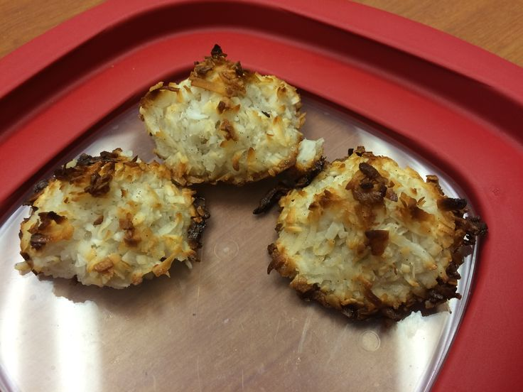 ... coconut. No added sugar just cream of coconut. My most popular baked