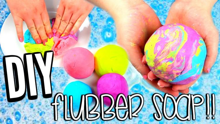 Diy Squishy Soap : DIY FLUBBER SOAP How To Make SQUISHY Soap!! My Videos! Pinterest DIY and crafts, Soaps ...
