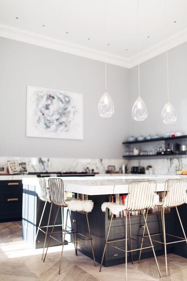 A renovated Victorian carriage house in England