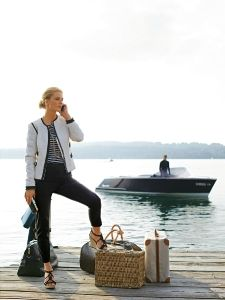 burda style: Damen - Hosen - 7/8 Länge - Hose - 7/8-Länge