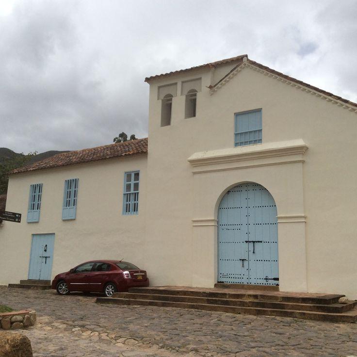 Claustro de San Agustín en Villa de Leyva