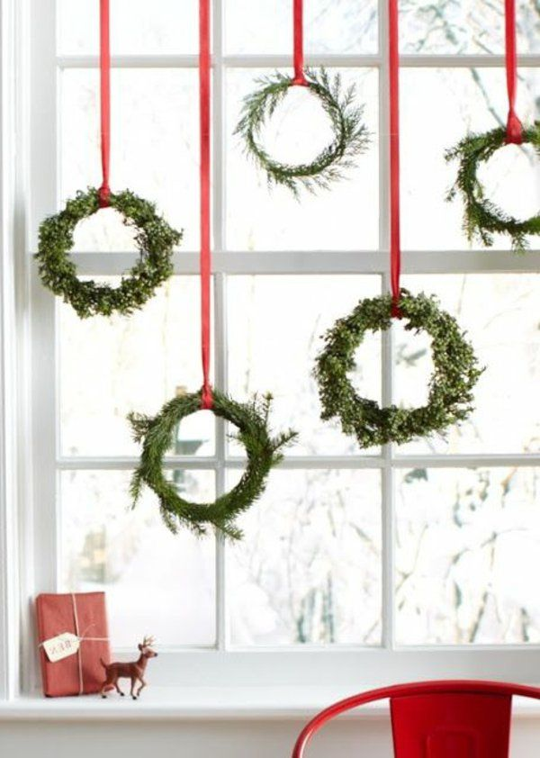 Die besten 25+ Fensterdeko Ideen auf Pinterest Fensterdeco - sichtschutz f r badezimmerfenster