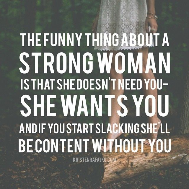 Remember, you're to pursue her always, if you lose sight of that, she'll easily…