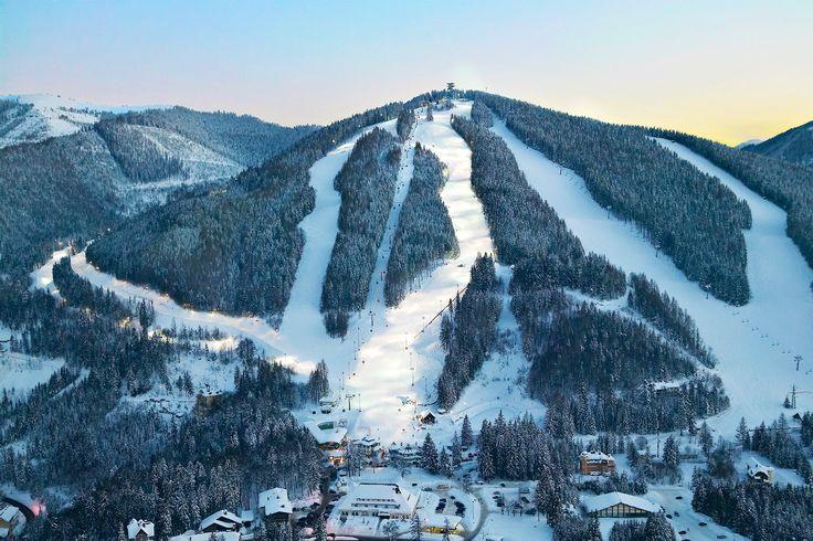#Semmering #Zauberberg #ski #winter #travel #love