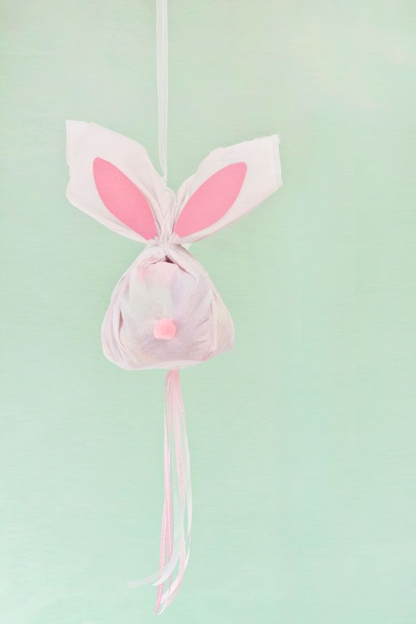 DIY Easter Bunny PiñataDiy Bunnies, 1St Birthday Parties, Activities For Kids, Bunnies Easter, Bunnies Piñata, Craft Activities, Adorable Diy, Bunnies Pinata, 1St Birthdays