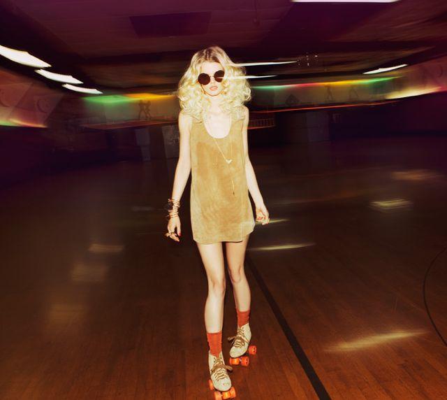 American Beauty. Roller SkatingRoller DerbyRoller DiscoRollersFashion ... - 79 Best Take Me To The Roller Disco! Images On Pinterest