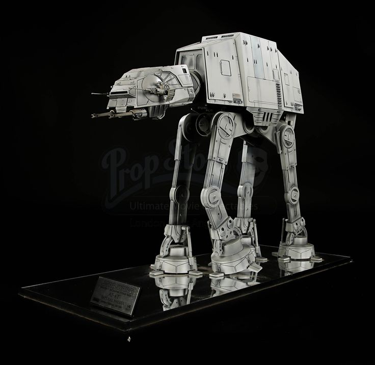 Another great #FeaturedItem from our New Additions, is this beautifully made Master Replicas AT-AT Walker from episode five of the Star Wars saga; The Empire Strikes Back. Like the original All Terrain Armoured Transport, this replica's head and body is cast from high-quality resin. To ensure intricate detail and durability, many of the fine parts have been reproduced from injection-moulded plastic. The legs are made from solid, high-strength thermo-plastics and die-cast metal for long term…